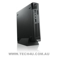 Lenovo ThinkCentre M73 Tiny Desktop PC - Pentium G3250T, 2GB RAM, 320GB HDD, Win7/Win8.1 Pro