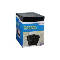 Verbatim 94837 DVD Video Trim Case (25Pk)