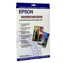 Epson C13S041328 S041328 Premium Semi-gloss A3+ Photo Paper 215gsm - 20 Sheets