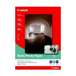 Canon MP101A3 Matte Photo Paper 170gsm - 40 Sheets