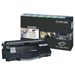 Lexmark 12017SR Return Program Black Toner Cartridge (2K) - GENUINE