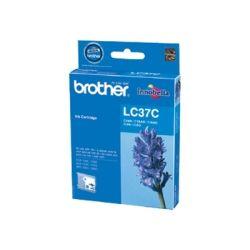 Brother LC37C Cyan Ink Cartridge (0.3K) - GENUINE