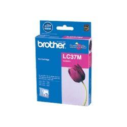 Brother LC37M Magenta Ink Cartridge (0.3K) - GENUINE