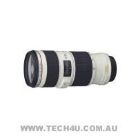 Canon EF70-20040L Lens