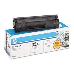 HP CB435A No 35A Black Toner Cartridge (1.5K) - GENUINE