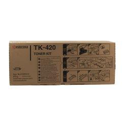 Kyocera TK-420 Black Toner Kit - GENUINE