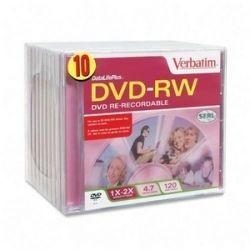 Verbatim 95044 Jewel (5Pk)