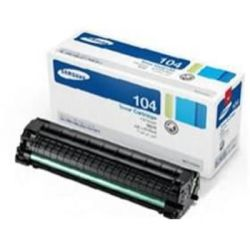 Samsung MLT-D104S/SEE MLT-D104S Black Toner Cartridge (1.5K) - GENUINE