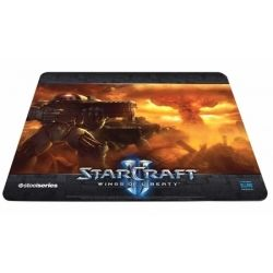 SteelSeries QcK Gaming Mouse Pad - Starcraft 2 Marine