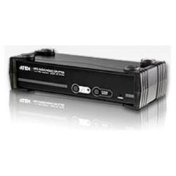 Aten VS1508T-AT-U 8-Port Audio/ Video Splitter over Cat5 w/RS-232 1600x1200 150m