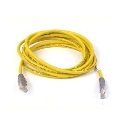 8Ware KO820U-1YEL RJ45M - RJ45M Cat5E Network Cable 1m - Yellow