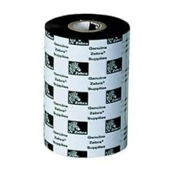 Zebra 02000 Wax Ribbon Roll 106mm x 450m