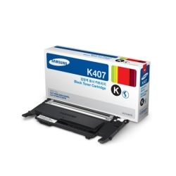 Samsung CLT-K407S/SEE Black Toner Cartridge (1.5K) - GENUINE