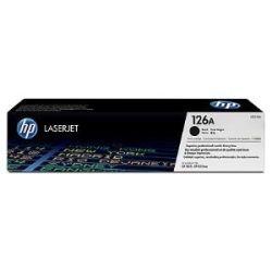 HP CE310A No.126A Black Laserjet Print Cartridge - GENUINE