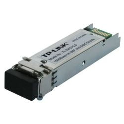 TP-Link Gigabit SFP MiniGBIC Single Mode Module with LC interface - up to 10km Distance
