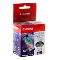 Canon BCI12PBK Photo Black Ink - GENUINE