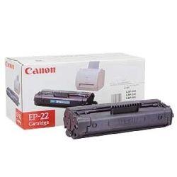 Canon EP-22CART EP-22 Black Toner Cartridge (2.5K) - GENUINE
