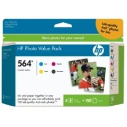 HP CG929AA No.564 Photo Value Pack