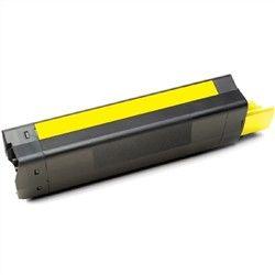 Oki 42804517 Yellow Toner Cartridge - GENUINE