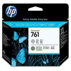 HP CH647A No.761 Grey and Dark Grey Printhead - GENUINE