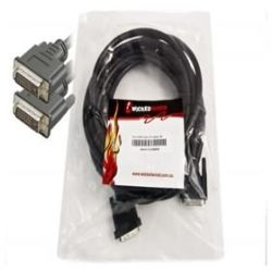 Wicked Wired WW-AV-DVIDMM5M 5m DVI-D Male To DVI-D Male Dual Link Audio Visual Cable