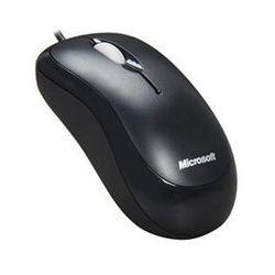 Microsoft Basic Optical Mouse for Business USB EMEA Black - 5 Pack