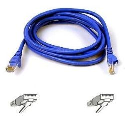 Belkin A3L980B10M-BLUS Cat6 Patch Cable 10m - Blue
