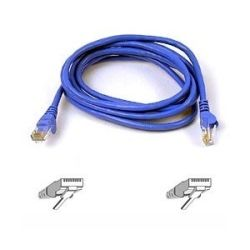 Belkin A3L980B01M-BLUS Cat6 Patch Cable 1m - Blue