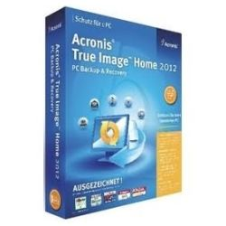 Acronis True Image 2012 Backup and Recovery Software (Retail Box)