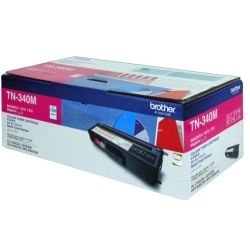Brother TN-340M Magenta Toner Cartridge (1.5K) - GENUINE