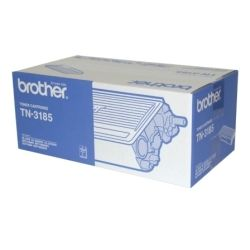 Brother TN-3185 High Yield Black Toner Cartridge (7K) - GENUINE