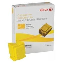 Fuji Xerox 108R01032 Yellow Ink Sticks 6 Pack (16.9K) - GENUINE
