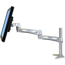 Ergotron 45-241-026 LX DSK Mount LCD MON Arm Aluminium