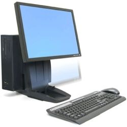 Ergotron 33-326-085 All in one CPU/LCD Stand