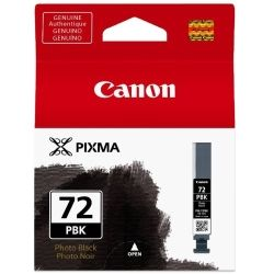 Canon PGI72PBK PGI-72PBK Photo Black Ink Cartridge - GENUINE
