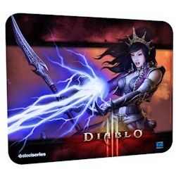 SteelSeries QcK Diablo 3 Mouse Pad - Wizard