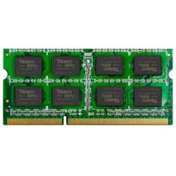 Team TSD38192M1600C11-E 8GB SODIMM DDR3 1600MHz Elite RAM