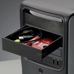 ACCEZCDESKTPBOX Desktop 5.25 Accessories Drawer
