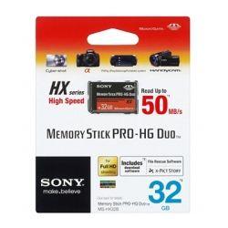 Sony Memory Stick Pro-HG Duo HX Rev.B 32GB 50M/s