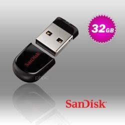 SanDisk Cruzer Fit CZ33 32GB USB Flash Drive