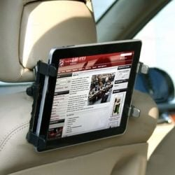 Car Back Seat Bracket Mount Holder for iPad, GPS, DVD, TV