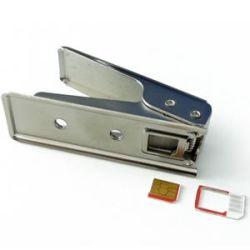 OEM MOBACC9099SIMCU Micro Sim Card Cutter for iPad, iPhone 4G, 4S