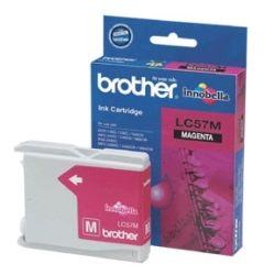 Brother LC57M Magenta Ink Cartridge (0.4K) - GENUINE