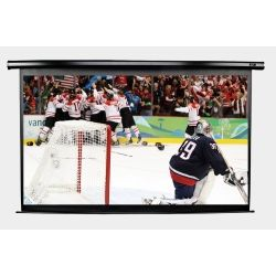 Elite Screens 100 Motorised 16:9 Projector Screen with IR Control, RJ45