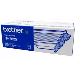 Brother TN-2025 Black Toner Cartridge (2.5K) - GENUINE