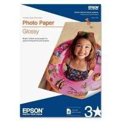 Epson Photo Paper Glossy 4x6 20 Sheet