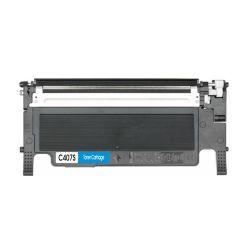 Compatible Samsung C407S Cyan Toner Cartridge (1K)