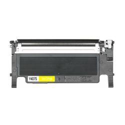 Compatible Samsung Y407S Yellow Toner Cartridge (1K)