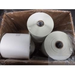 Zebra 10005853 4 x 6 x 1 (C) Thermal Transfer Z-Perform 2000T 460LPR 6 Rolls/Carton