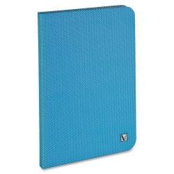 Verbatim Folio Case for iPad mini - Aqua Blue